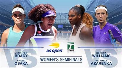 Tennis Osaka Brady Serena Azarenka Vs Player