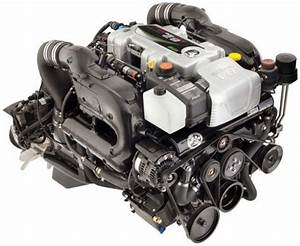Mercury Mercruiser Marine Engines Gm V8 454 Cid  7 4l