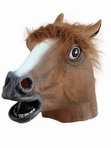 Horse Mask - BM160 - Fancy Dress Ball