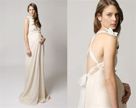 Tina Mak Maternity Bridal Gowns