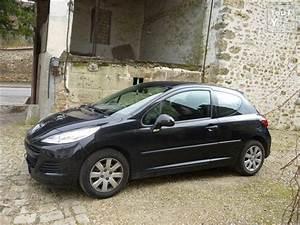 Peugeot 207 Noir : peugeot 207 noir diesel 2010 paris ~ Gottalentnigeria.com Avis de Voitures