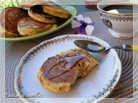 cuisine sans farine recettes de pancakes et cuisine sans lait
