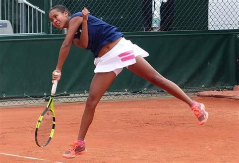 Canadian Teen Leylah Fernandez Ousted In U S Open Girls