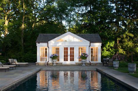 pool house plans pool house