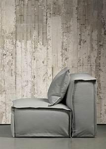 Tapeten Schlafzimmer Grau : tapete in holzoptik 24 effektvolle wandgestaltungsideen ~ Markanthonyermac.com Haus und Dekorationen