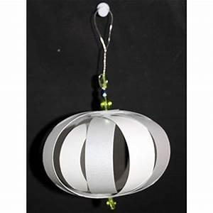 Boule En Papier : boule de noel en papier blanc sylviascrap ~ Teatrodelosmanantiales.com Idées de Décoration