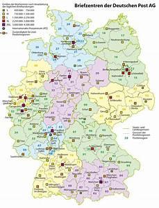 Berlin Plz Karte : file karte briefzentren deutsche post wikimedia commons ~ One.caynefoto.club Haus und Dekorationen