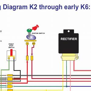 Ct90 Full Color Wiring Diagram  K2 To Early K6  All