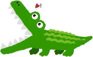 Free Alligator Clip Art