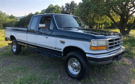 No Reserve: 50k-Mile 1997 Ford F-250 7.3L Power Stroke 4x4 ...