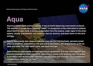 Aqua Mission Card