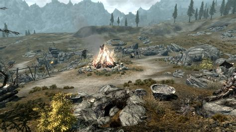 talking stone camp skyrim wiki