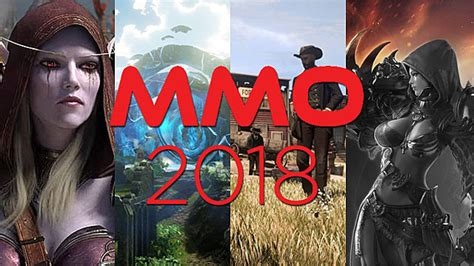 The 11 Most Anticipated Mmo Releases Of 2018