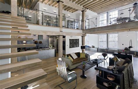 Industrial Design Wohnzimmer by Loft Renovation Industrial Wohnzimmer New York