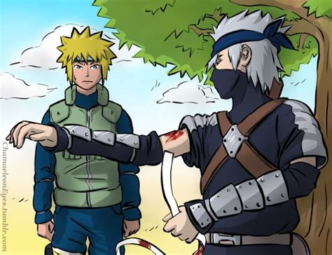 Cham's Fan Art Of Kakashi & Associates