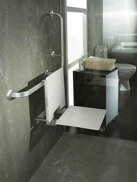 siege salle de bain aménagement des salles de bains spécial séniors lapeyre