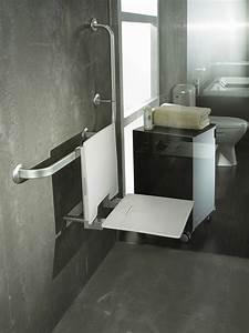 Siege De Douche Pas Cher : am nagement des salles de bains et douches s niors ~ Edinachiropracticcenter.com Idées de Décoration