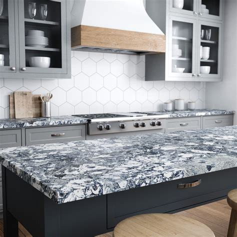 bold quartz countertop designs  cambria monarch