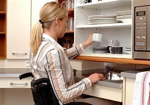 Arbeitsfläche Küche Vergrößern : barrierefreie k chen planen k che co ~ Markanthonyermac.com Haus und Dekorationen