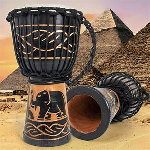 African Drum  Hand
