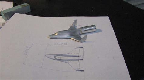 cool  rocket plane model   bobcad