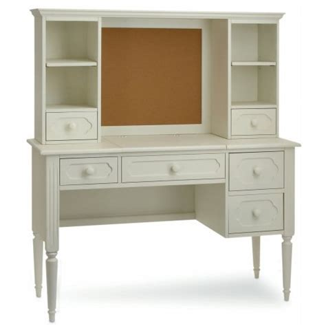old desk with hutch kids bedroom allie vanity desk with hutch antique white
