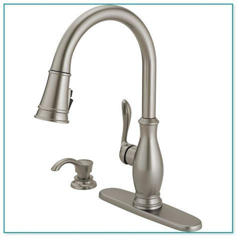 Industrial Kitchen Faucet Lowes