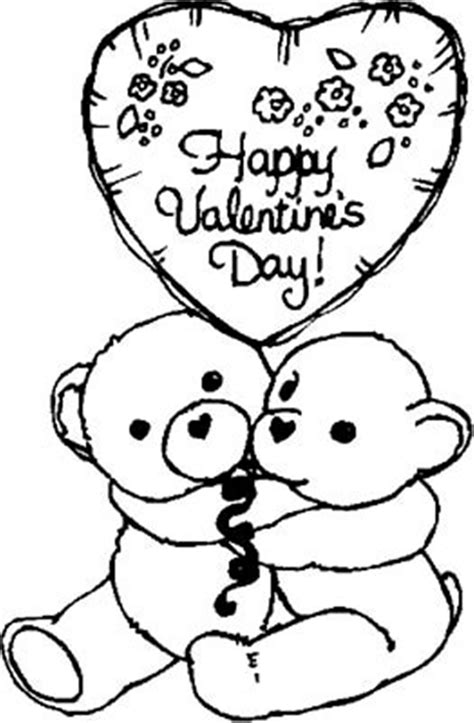 Coloring Valentines by Day Coloring Pages Coloringsuite