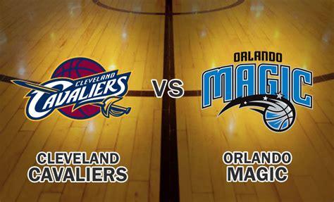 Cleveland Cavaliers Vs Orlando Magic