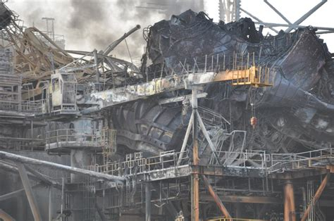montara wellhead platform disaster