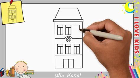 Haus Zeichnen Lernen by Ein Haus Zeichnen Lernen Steensrunning Club