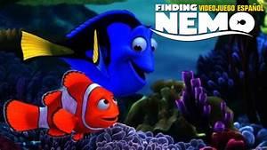 BUSCANDO A NEMO ESPAÑOL PELICULA COMPLETA del juego Disney Pixar I Juegos de peliculas