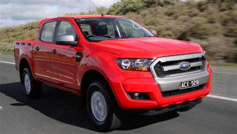 ford ranger xls   auto dual cab review road