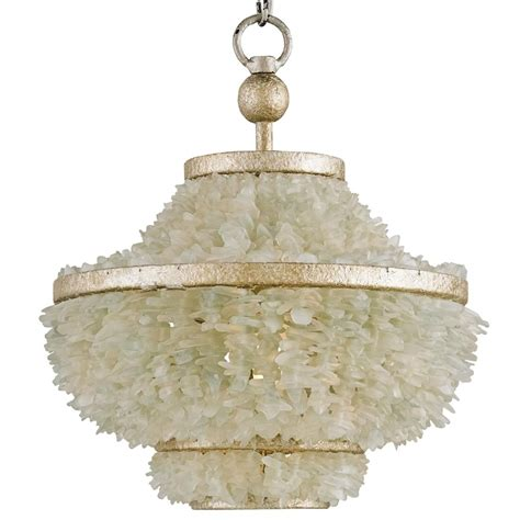 dione coastal frosted sea glass 1 light pendant