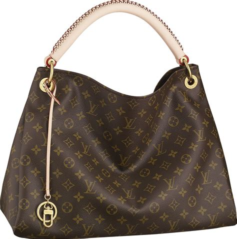louis vuitton artsy gm  brown lyst