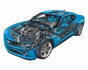 Car Engine Diagram