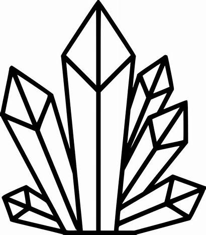 Svg Crystals Icon Onlinewebfonts