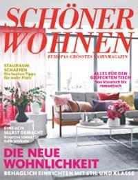 Schöner Wohnen Mediadaten by Sch 214 Ner Wohnen Zeigt St 228 Rkere Pr 228 Senz Auf Der Messe Imm