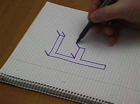 3d Zeichnen by 3d Buchstaben Zeichnen So Geht S