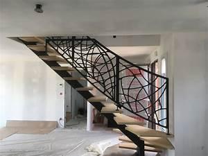 Garde Corp Escalier : escaliers design sarth 39 escaliers ~ Dallasstarsshop.com Idées de Décoration