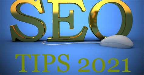 Effective SEO Tips To Boost Your Ranking In 2021 ...