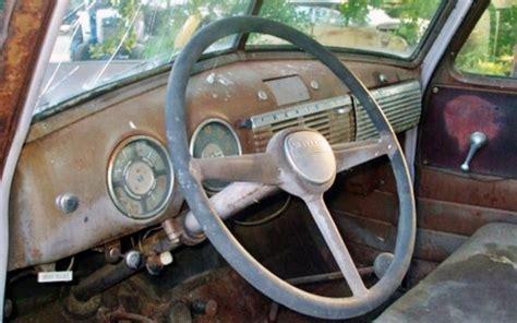 Mark's 1949 Chevy Find
