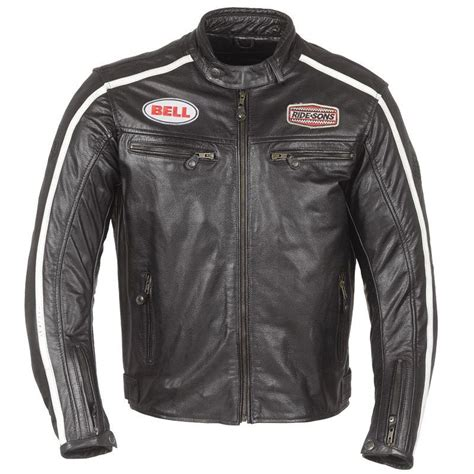 ride and sons heritage racing bell blouson moto cafe racer