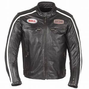 Blouson De Moto : ride and sons heritage racing bell blouson moto cafe racer ~ Medecine-chirurgie-esthetiques.com Avis de Voitures