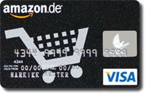 amazon kreditkarte erfahrung kosten test von amazon