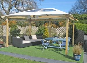 Modern gazebo, Shed roof and Modular design on Pinterest
