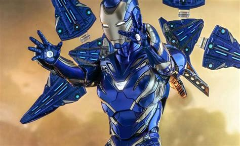 avengers endgame rescue  scale collectible figure