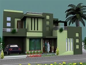 Best, 3d, Elevation, Design, For, House, -, Architecture, Designs