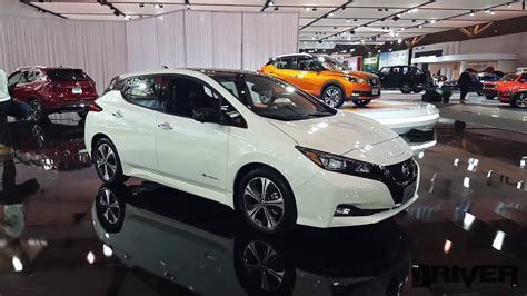 2019 Nissan Leaf - Walkaround and Specifications - YouTube