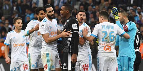 Ligue 1  De Marseille Ou De Lyon, Qui Est Le Mieux Placé